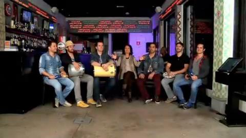 Faa Morena entrevista o grupo Inimigos da HP