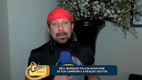 Bell Marques relembra despedida do Chiclete com Banana