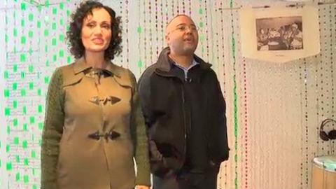 Dudu Nobre relembra influ�ncia dos pais em sua paix�o pelo samba
