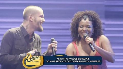DVD de Margareth Menezes tem participa��es especiais (3)