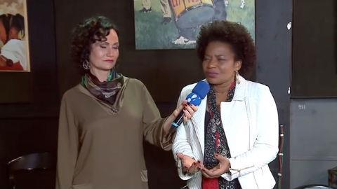 'As pessoas n�o est�o atr�s de coisas gratuitas', diz Margareth Menezes (7)