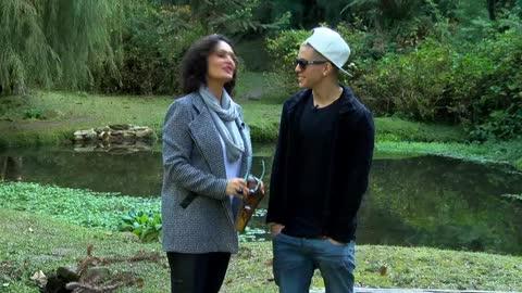 S�sia de Justin Bieber, Mc Biel faz revela��es quentes
