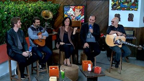 Biquini Cavad�o relembra participa��o no Ritmo Brasil