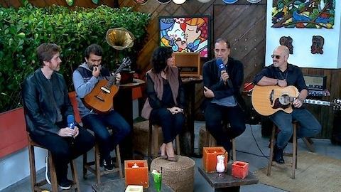Biquini Cavad�o recorda indica��o ao Grammy Latino