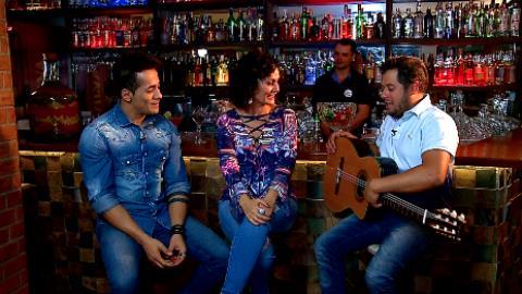 Hugo e Tiago falam sobre o ass�dio dos f�s: 'gra�as a Deus isso acontece'