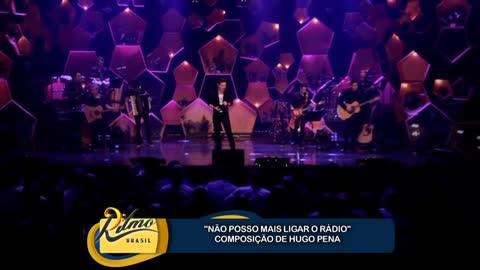 Cen�rio de DVD de Hugo Pena possui 'o amor' como 'quinto elemento'