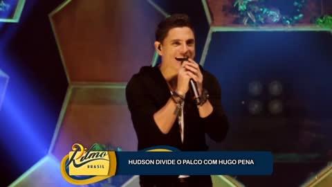 Hugo Pena afirma que leva sua fam�lia para todos os shows que faz