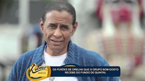 Fundo de Quintal e Cacique de Ramos s�o influ�ncias do Grupo Bom Gosto