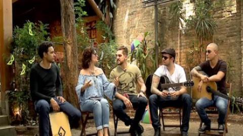 'Banda Eva' explica responsabilidade de 'pegar bast�o' de grandes �dolos