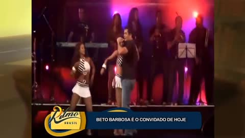 Beto Barbosa participa do programa Ritmo Brasil