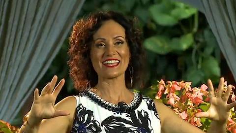Faa Morena comemora os 10 anos do Ritmo Brasil