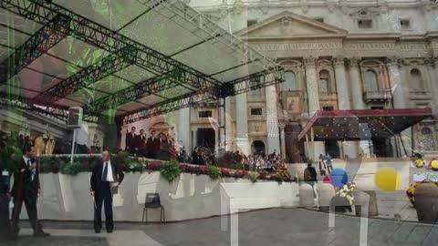 Fam�lia Lima tocou para mais de 500 mil pessoas no Vaticano