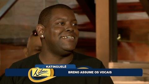 Atual vocalista do Katinguel� relembra 'era Salgadinho'