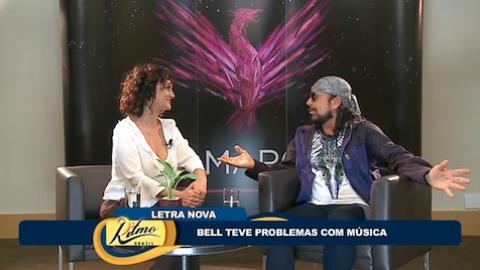 Bell Marques explica pol�mica com letra da m�sica