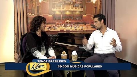 Em novo CD, tenor Thiago Arancam canta Jorge Ben Jor