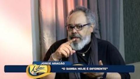Jorge Arag�o fala da nova gera��o de sambistas