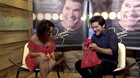Faa Morena prepara surpresa para Daniel