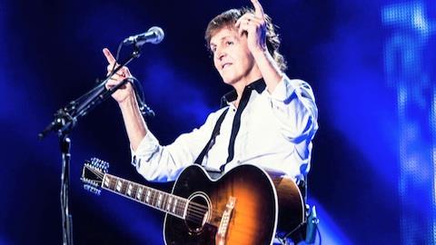 Projeto 'Beatles Para Crian�as': Paul McCartney assistiu aos v�deos antes