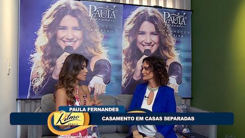 Paula Fernandes: