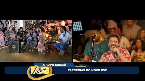 Novo DVD do grupo Sambô conta com participação de Simominha