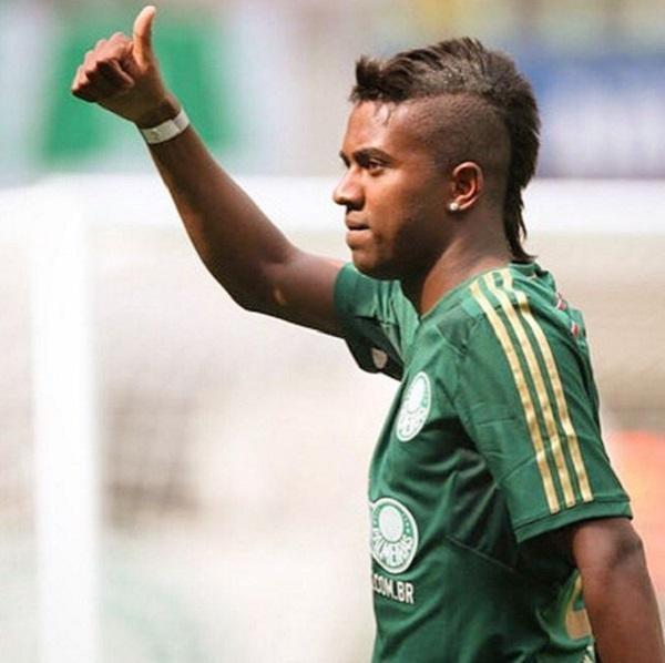 Kelvin se despede do Palmeiras: 'Nunca sairá do meu coração'