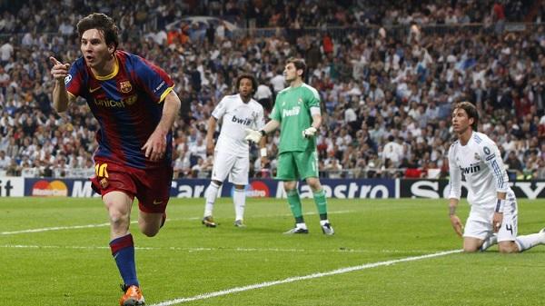 c6a181c7bebc3 Messi tem 21 gols em 31 jogos contra o Real (Foto  Reuters)
