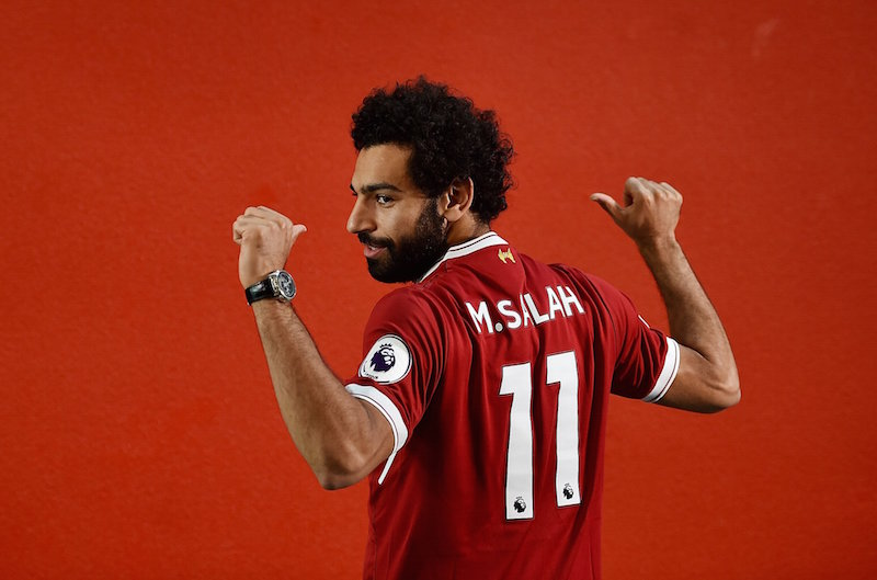 Oficial: Mohamed Salah é reforço do Liverpool