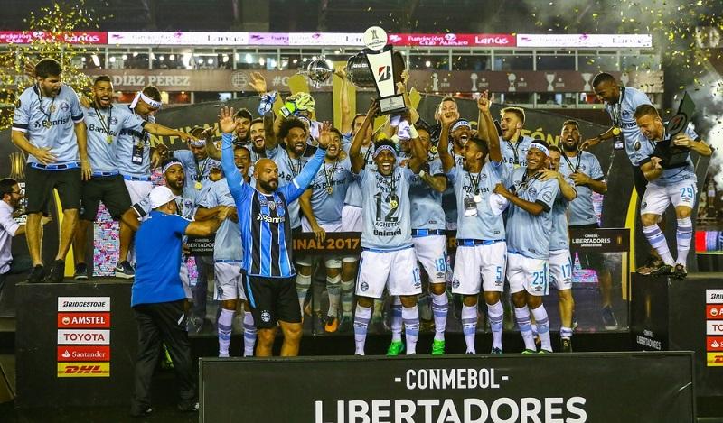 Libertadores 2018 pode ter clássico inédito entre brasileiros