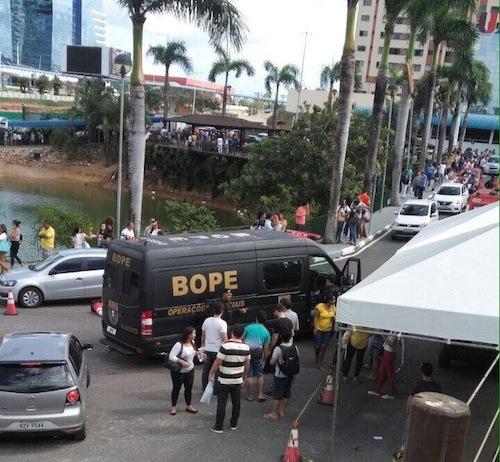 Exame da OAB é adiado em Salvador após ameaça de bomba