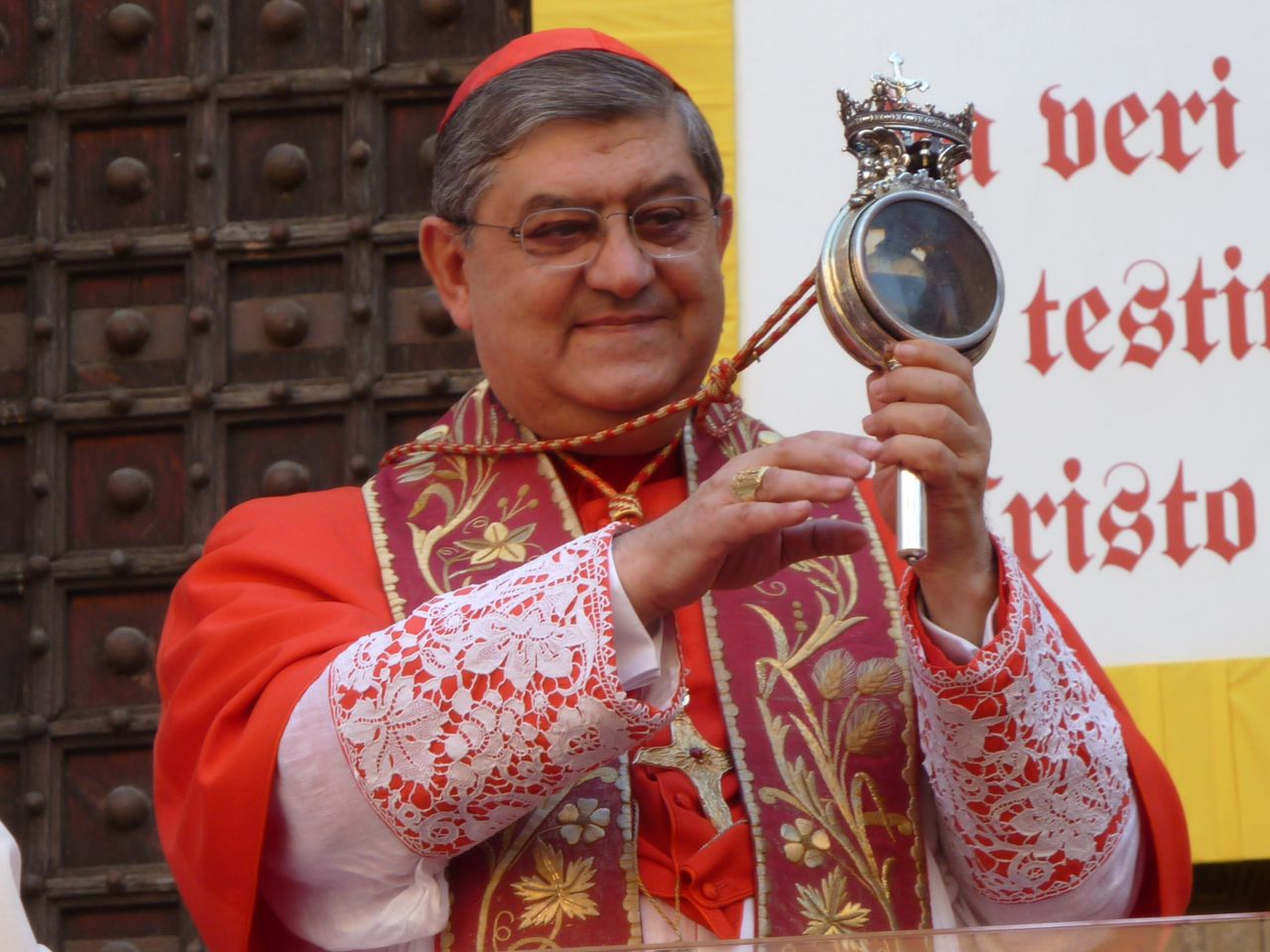 Milagre católico de 627 anos falha na Itália