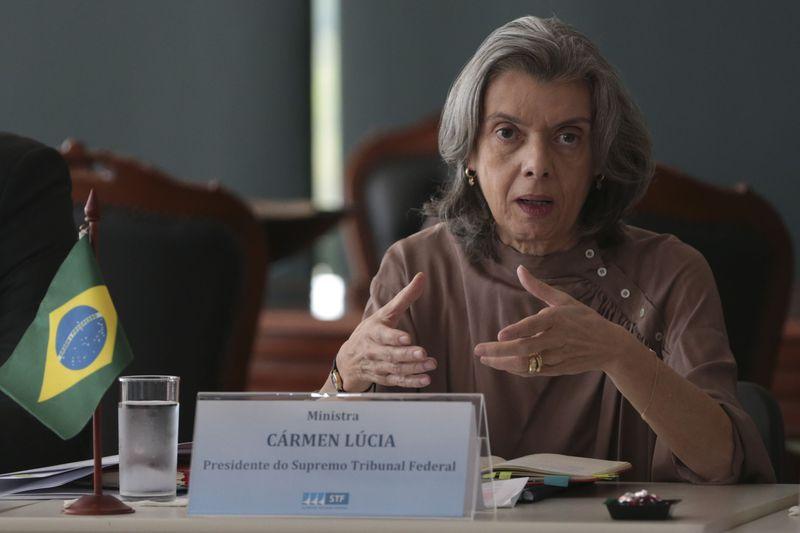 Cármen Lúcia quer apuração de 'devassa' contra ministro Fachin