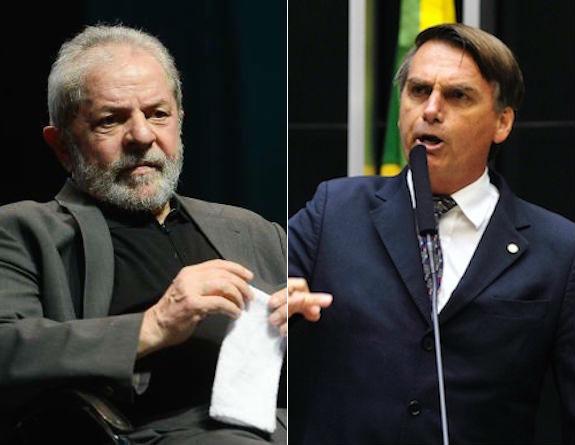 Datafolha: Bolsonaro sobe e briga pelo 2.º lugar; Lula aumenta liderança
