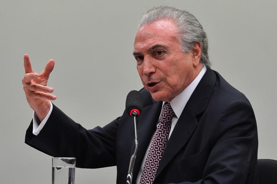 Em nota, Temer nega pagamentos para evitar delação de Cunha
