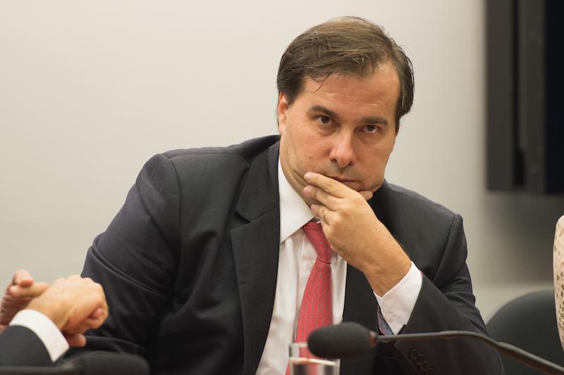 Câmara não será instrumento para desestabilização do governo, diz Maia