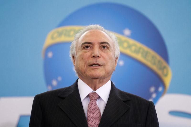 Michel Temer se reúne com Delfim Netto e Meirelles em São Paulo