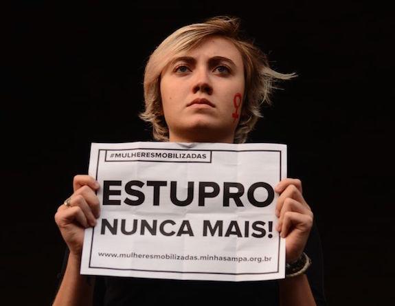 Registros de estupros coletivos duplicam no Brasil em 5 anos