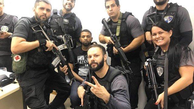 Chefe do tráfico da Rocinha, Rogério 157 é preso