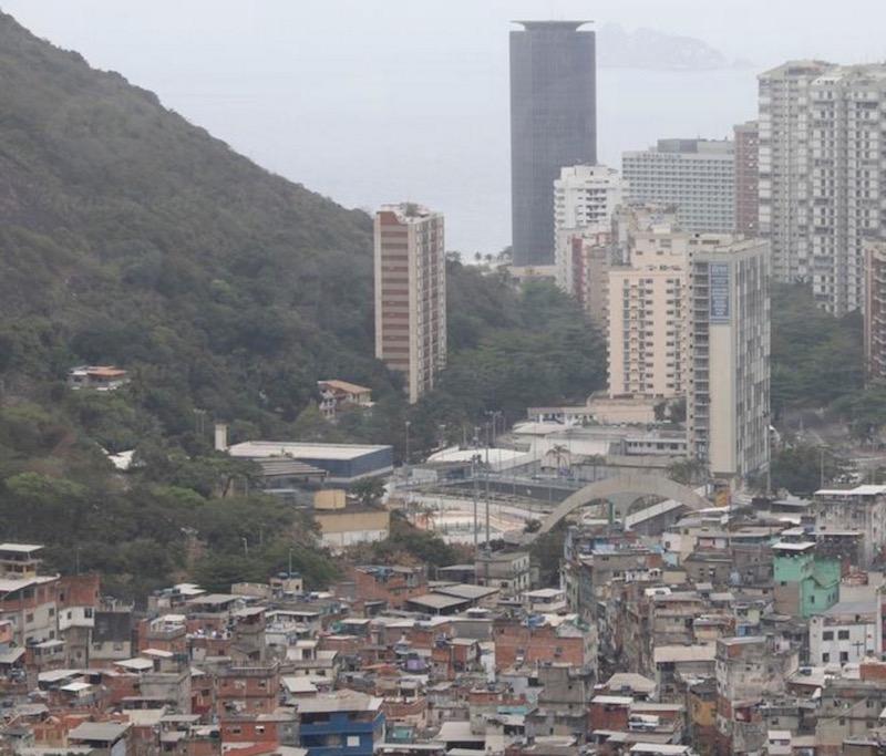 Tiroteio na Rocinha volta a assustar moradores e a fechar vias