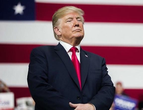 Trump elogia ataque contra a Síria