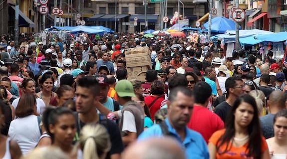 Cresce o número de brasileiros que