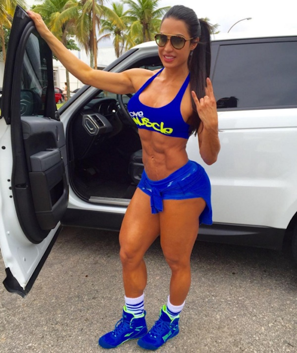 Gracyanne barbosa usa shorts minsculo na academia e f abusa foto reproduoinstagram gracyanne barbosa compartilhou thecheapjerseys Gallery