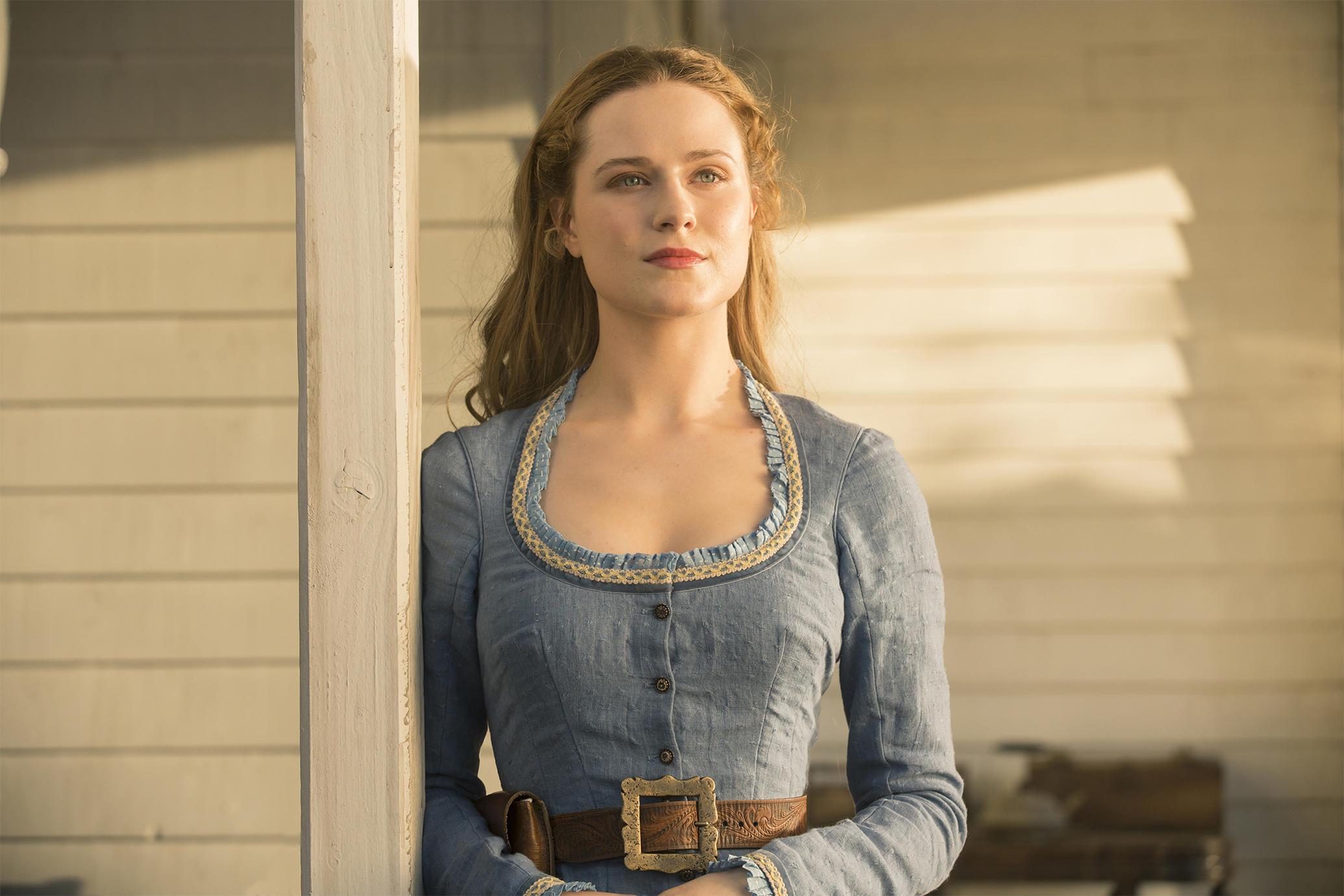 Evan Rachel Wood, da série 'Westworld', revela que foi violentada duas vezes