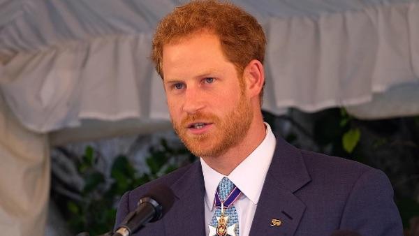 Príncipe Harry fez terapia mais de uma década após morte de mãe