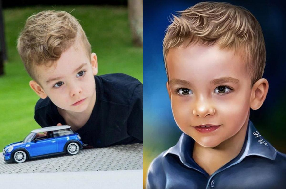 Alexandre, filho de Ana Hickmann (Foto  Reprodução Instagram) d222c48e88