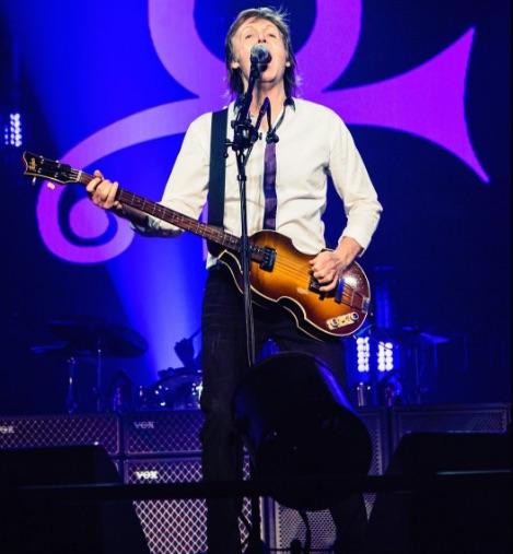 Antes de shows no Brasil, Paul McCartney manda recado para os brasileiros