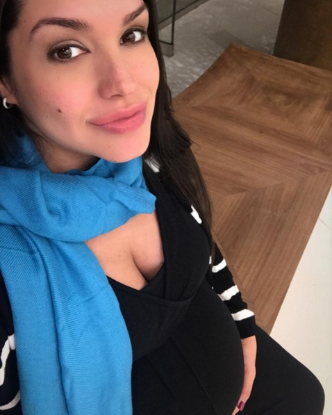 Thais Fersoza registra momento fofo e revela que Melinda começou a andar