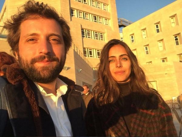 Gregório Duvivier será pai, revela mãe do ator em foto no Instagram
