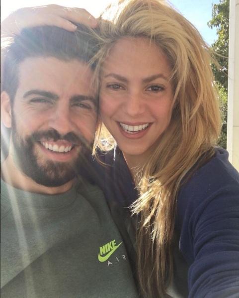Shakira e Gerard Piqué estão separados, diz site