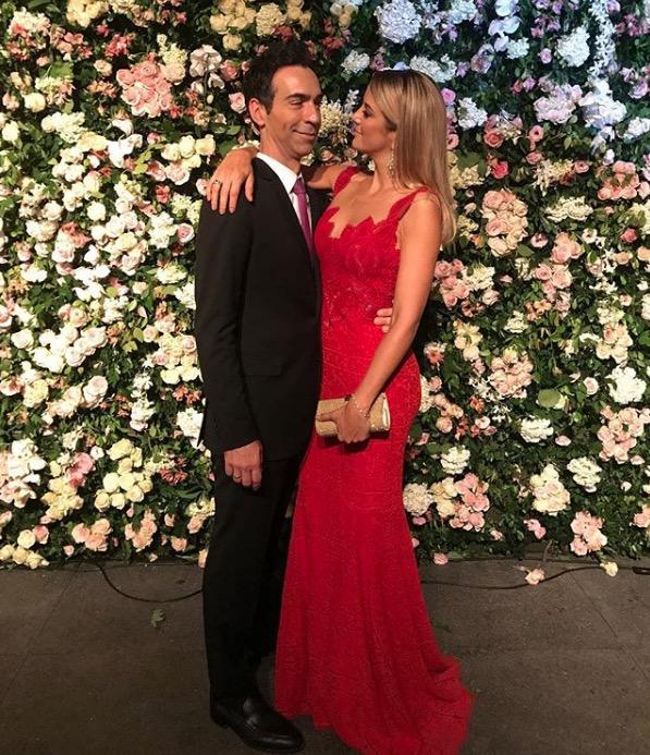 Ticiane Pinheiro garante ter convidado o ex, Roberto Justus, para seu casamento