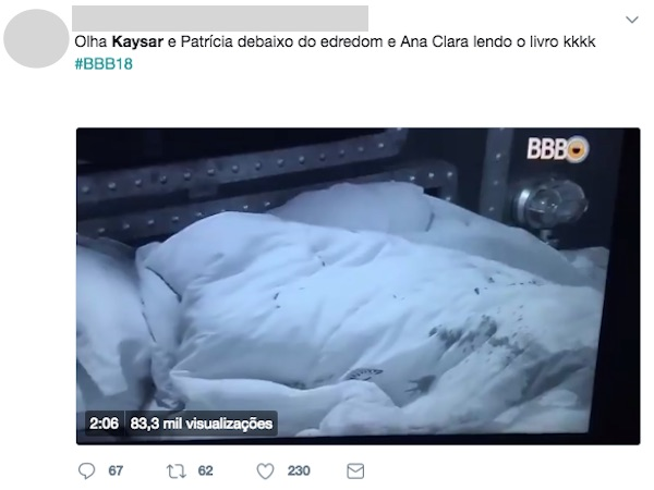 BBB18: Breno e Ana Clara caem no choro durante DR em festa